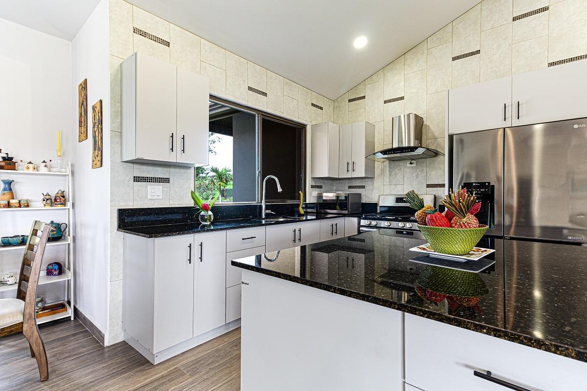 Kitchen Island Materials Granite