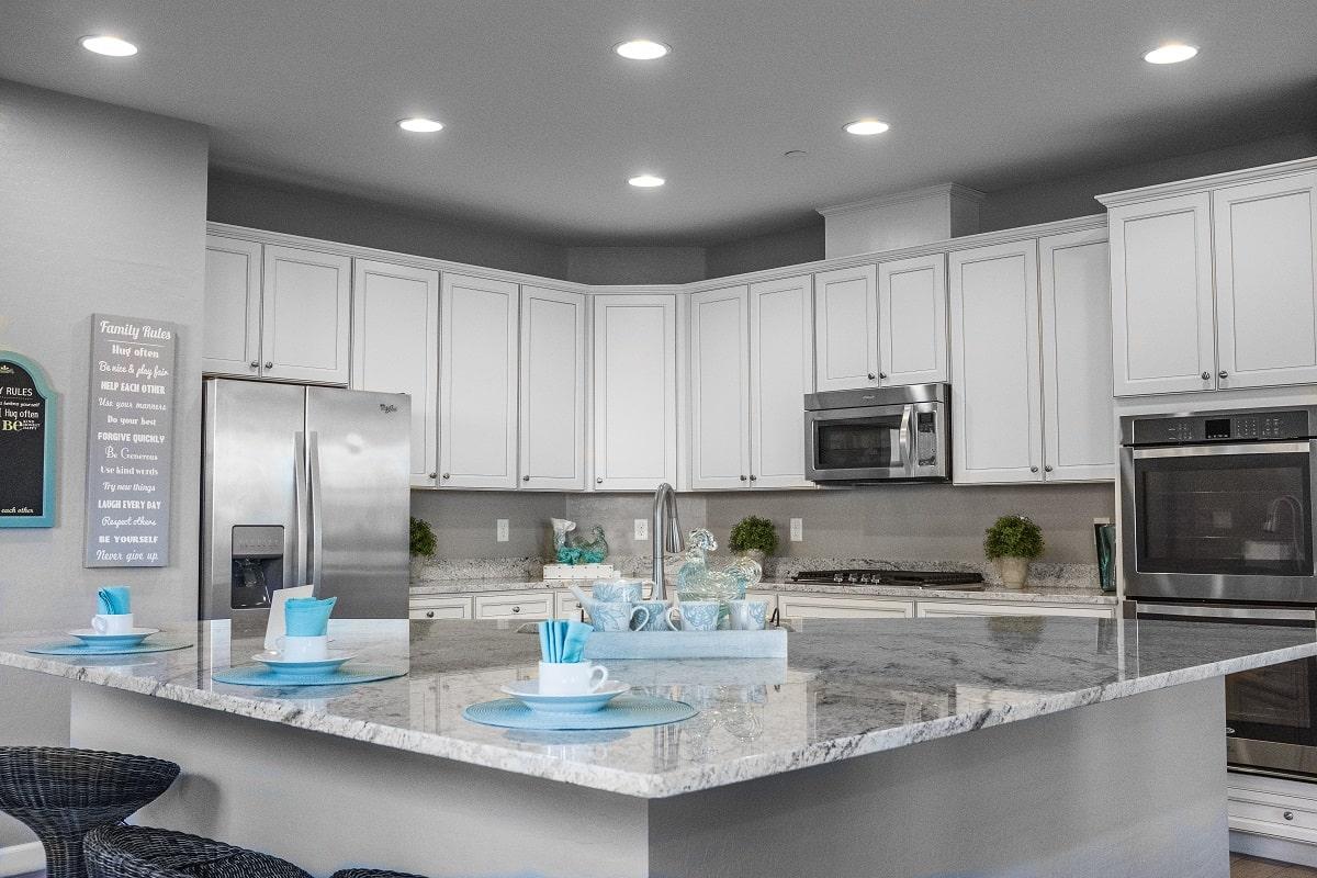 Kitchen Island Materials Marble