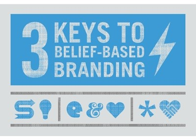 3 Keys to Belief-Based Branding