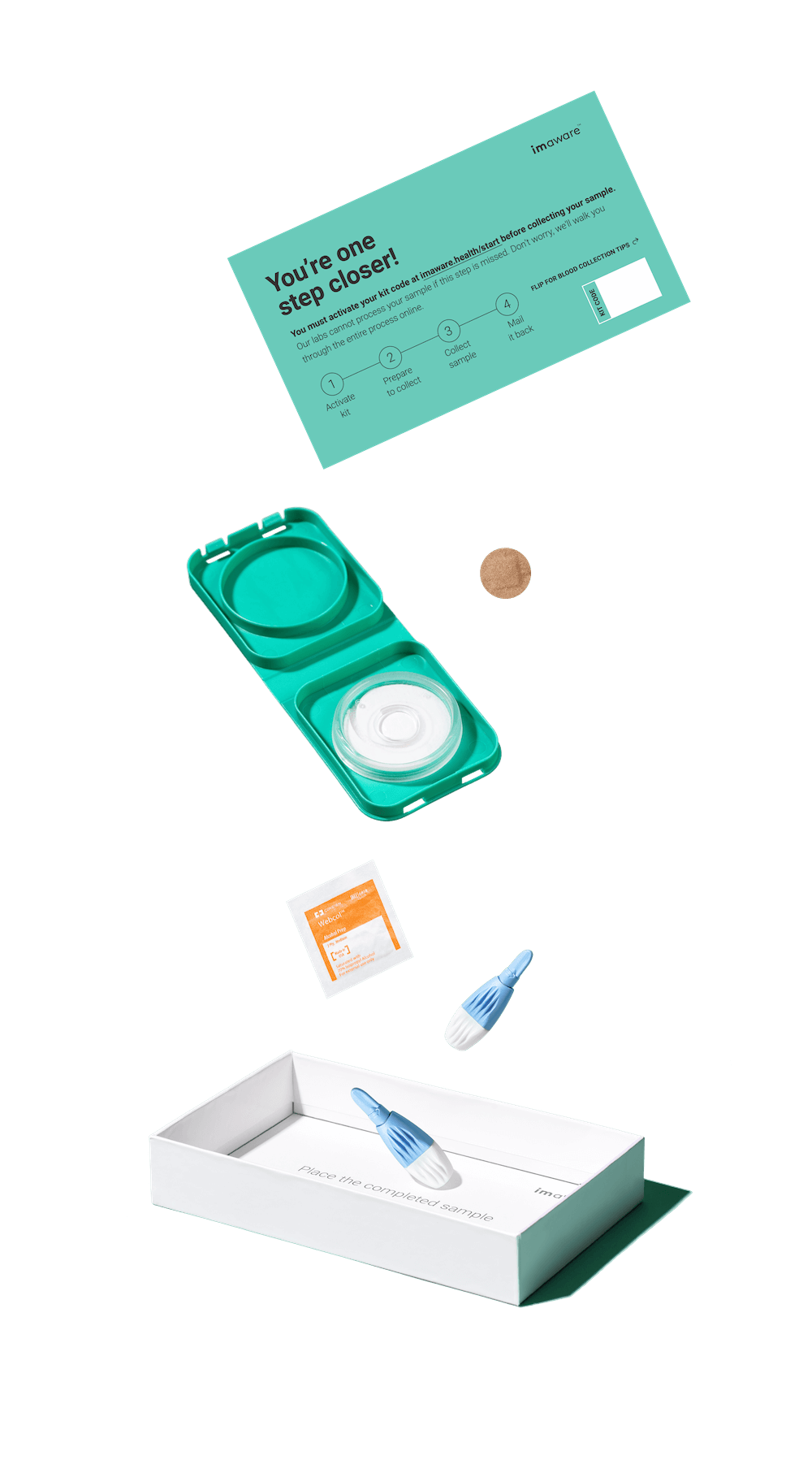 Kit components