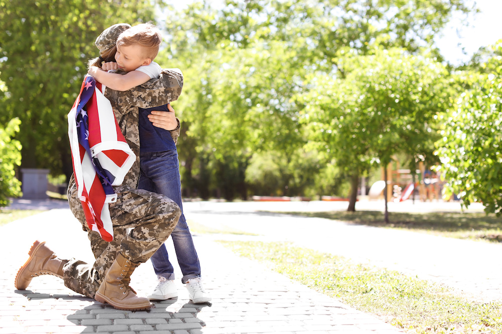 Thank a Veteran: Help With Mental Health
