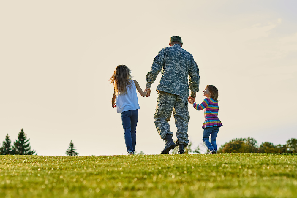 Supporting Veterans in Your Family With Mental Illness
