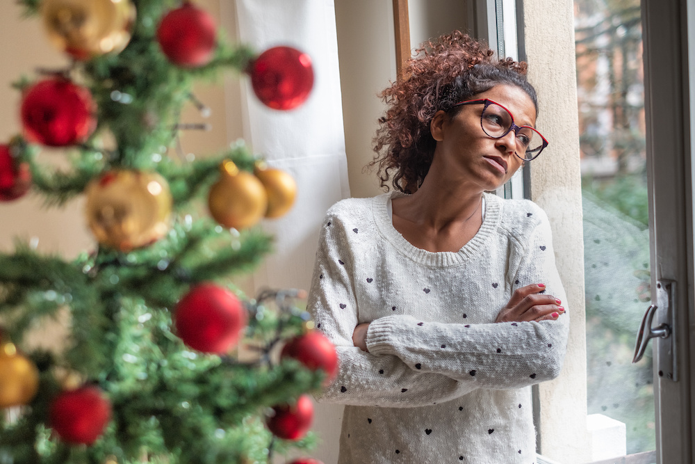Coping with Holiday Depression and Anxiety