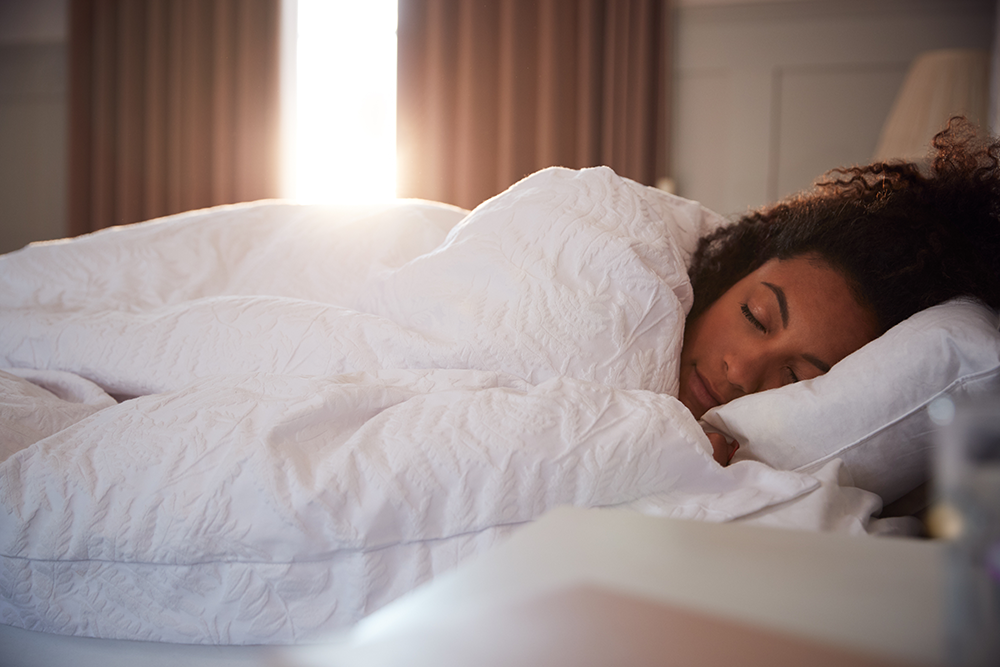 The Unusual Challenge of Sleeping Under the Midnight Sun