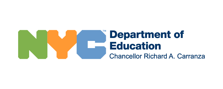 The Department of Education of the City of New York logo