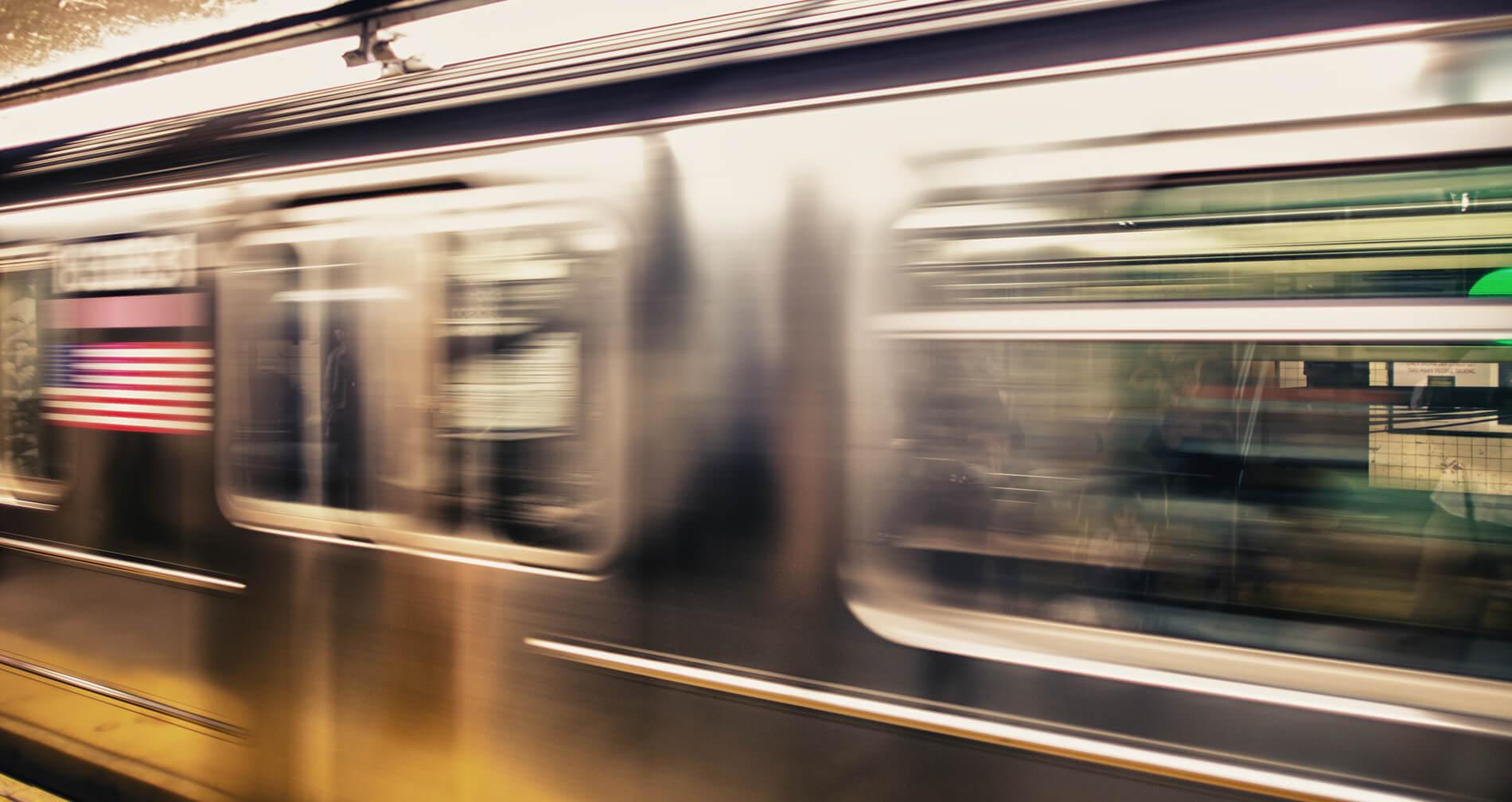 mass transit in New York City