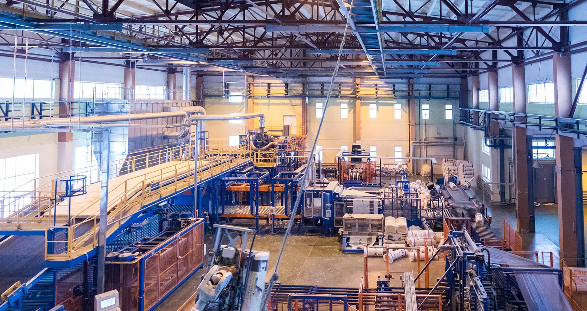 manufacturing plan in New York