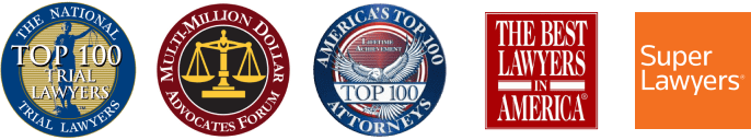 top rate personal injury lawyer in new york city awards