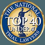 Top 40 Under 40 Award