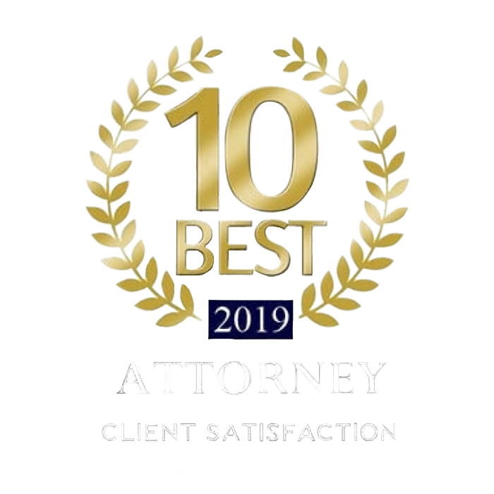 Top 10 Best Personal Injury Attorneys In New York award