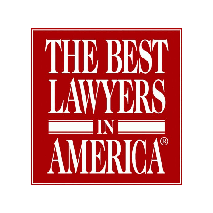 The Best Lawyers In America© award