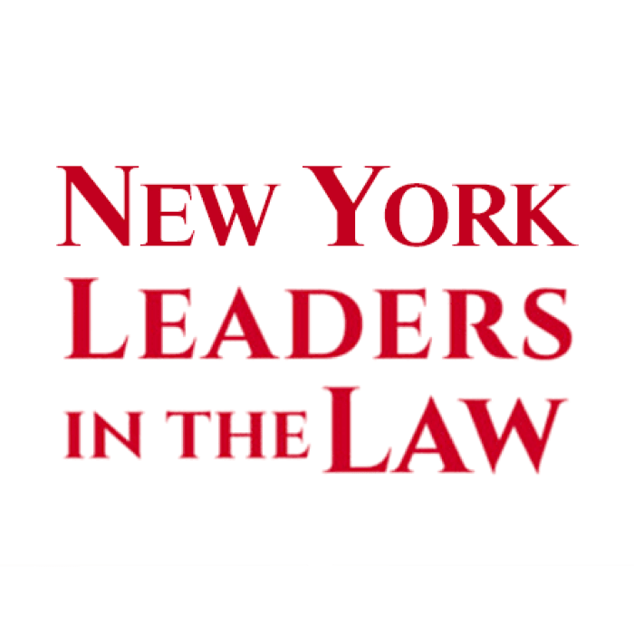 Leaders In The Law award
