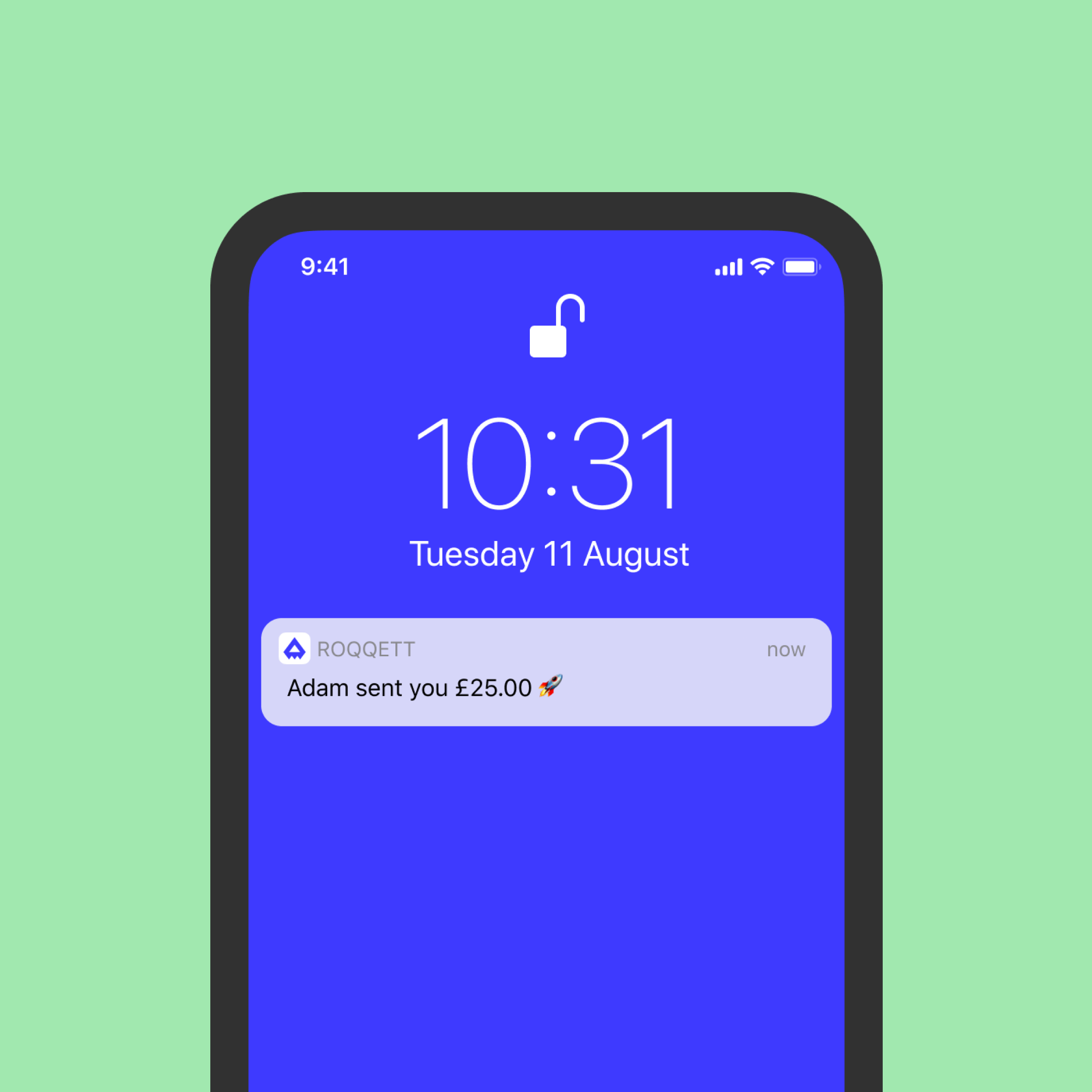Receive and send money with just a few taps📱📲..� � No sort code. No account number. Any UK bank account.� � Follow for more updates 🚀