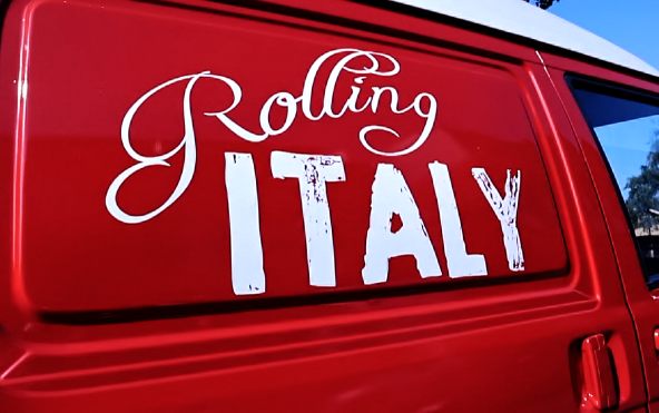 Rolling Italy: on turning passion into profession