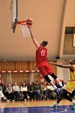 Jørgen Odfjell tilbake for Gimle Basket.