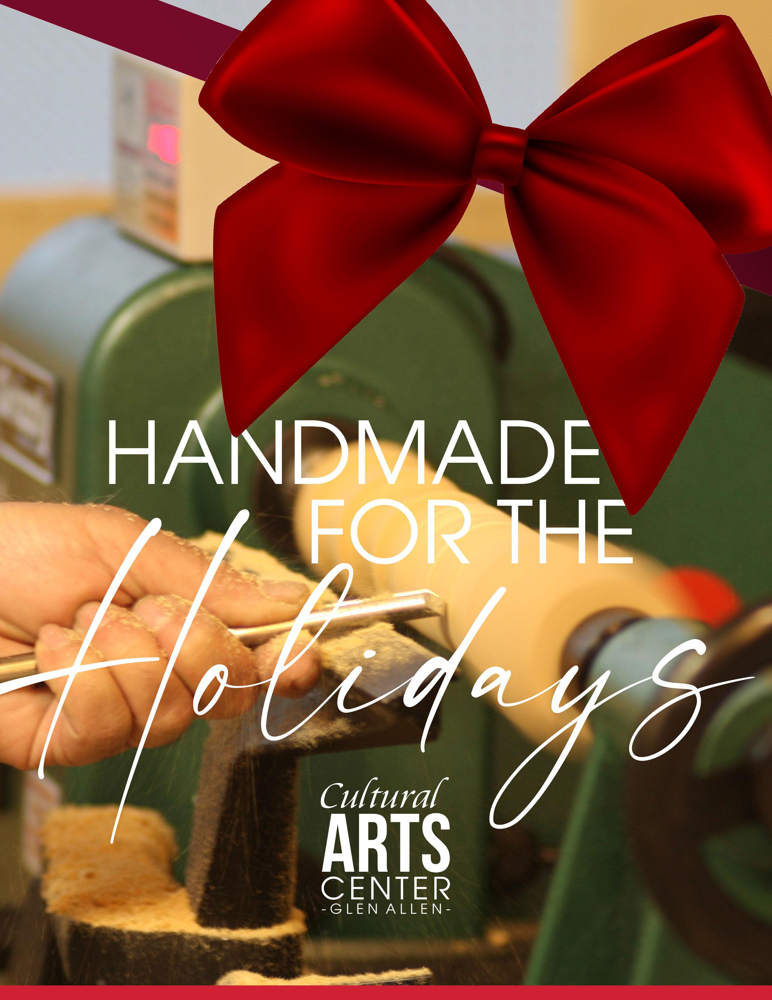 Handmade for the Holidays 2021