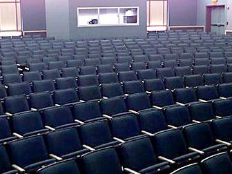 The Cultural Arts Center Theatre