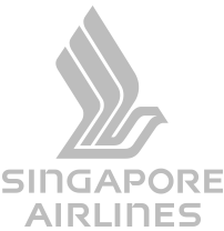 Logo of Singapore Airlines, premium aviation company