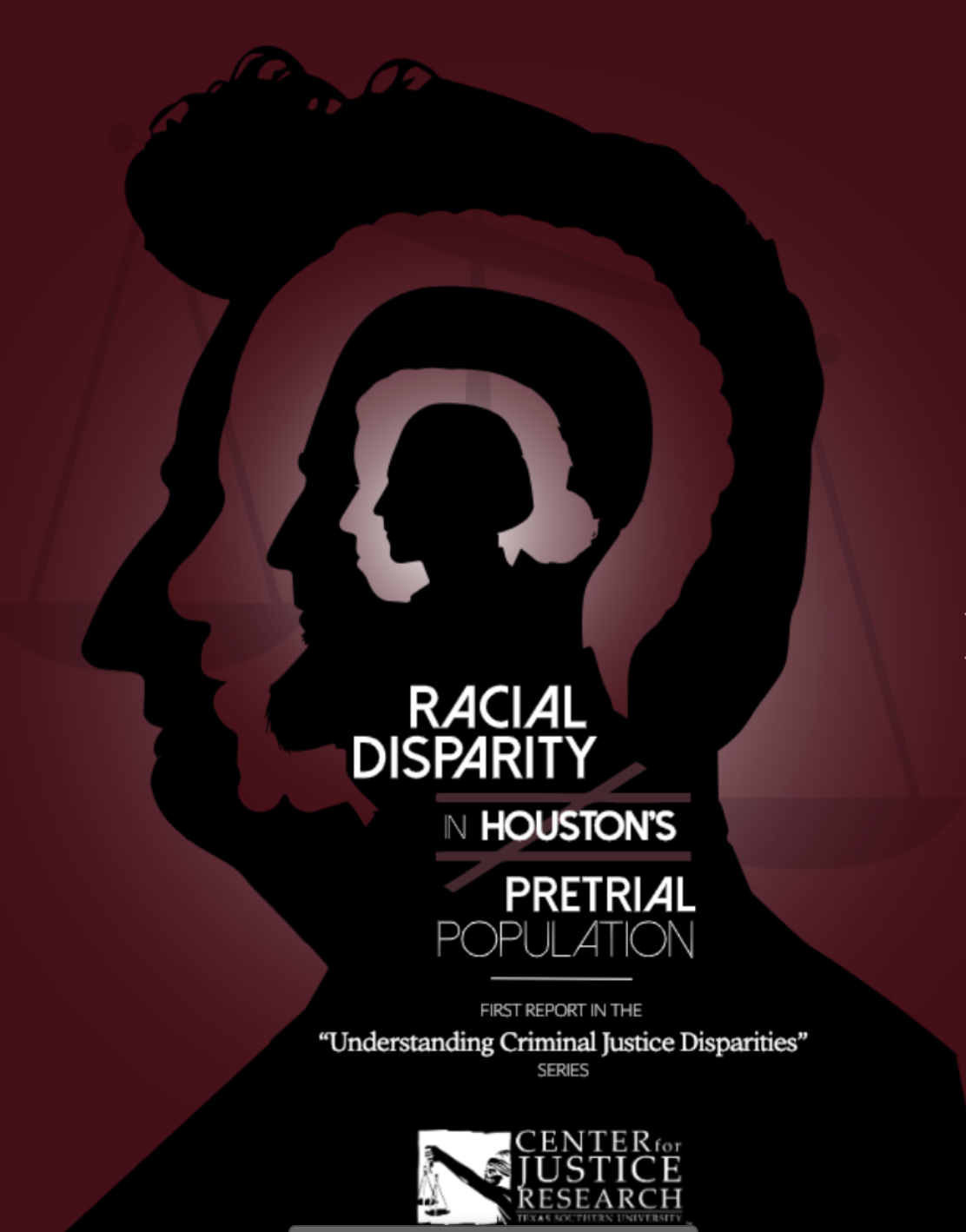 Racial Disparity in Houston's Pretrial Population