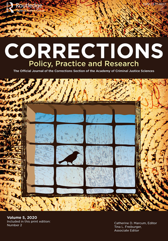 Predicting Staff Assault in Juvenile Correctional Facilities