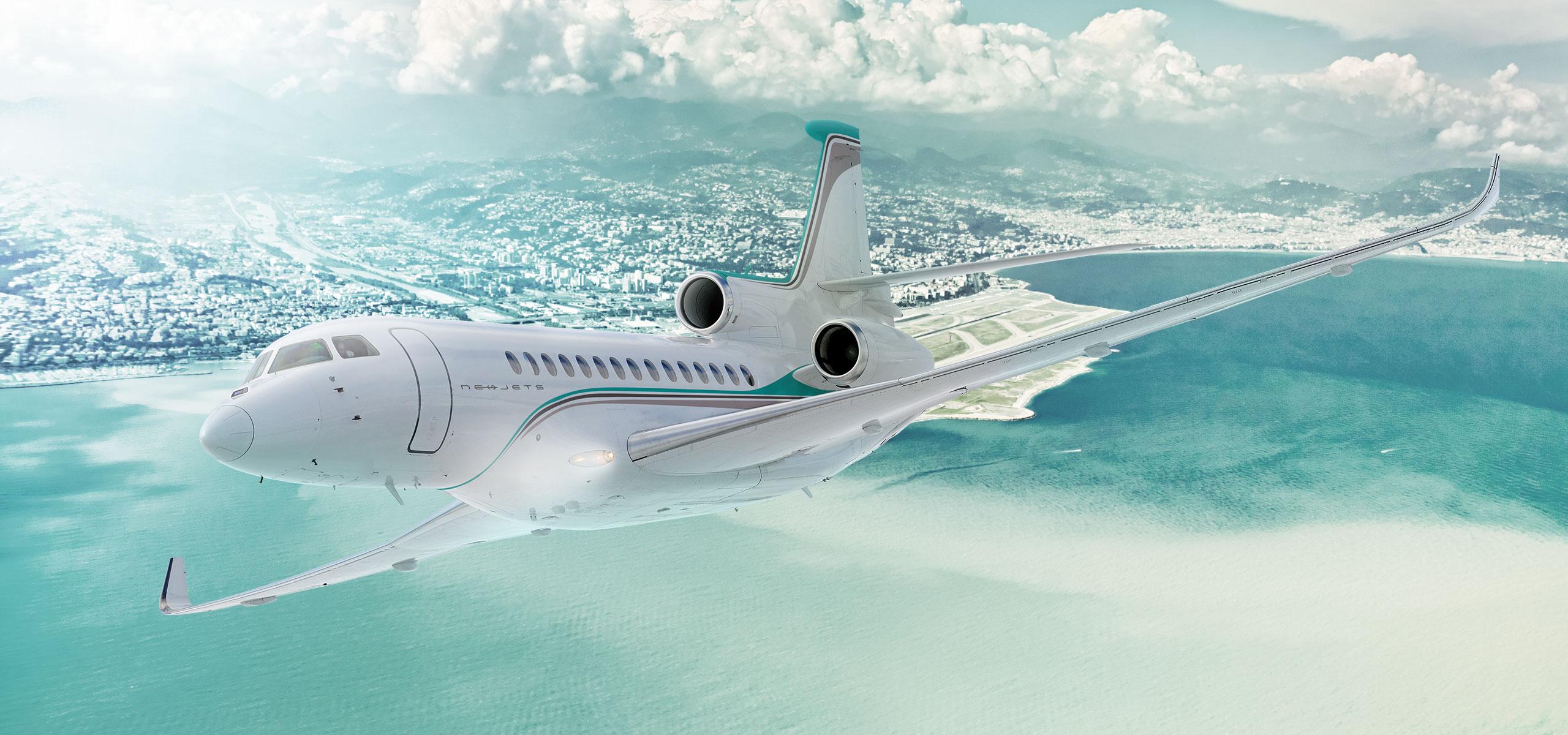 Ultra-Long Range Jet
