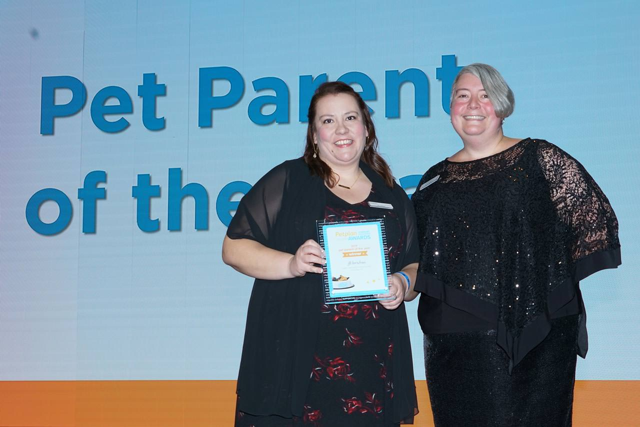 2019 petplan veterinary excellence awards pet parent of the year winner