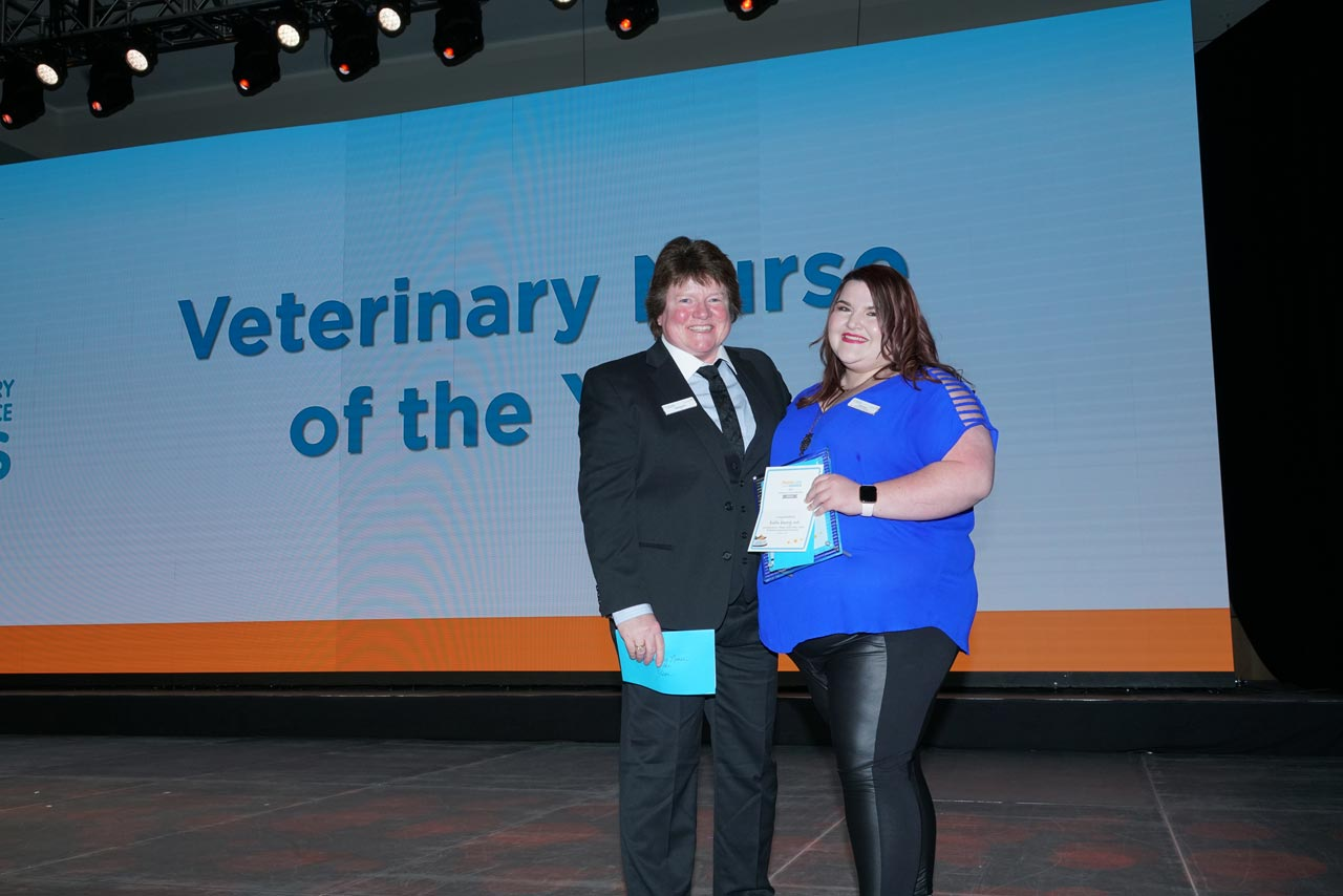 2019 petplan veterinary excellence awards veterinary nurse of the year winner