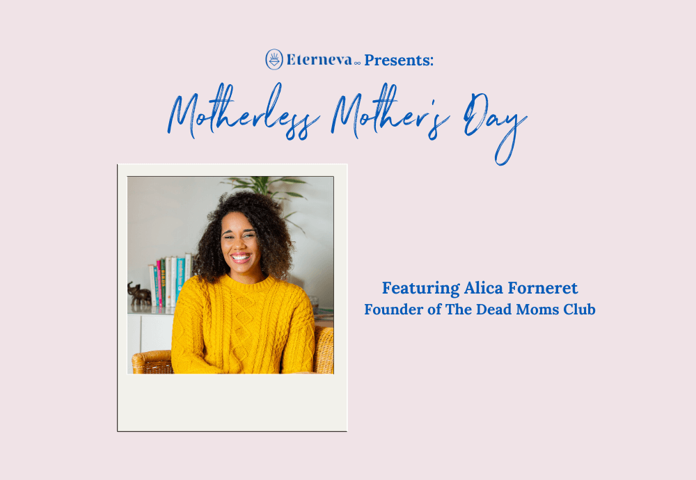 A Motherless Mother's Day: Alicia Forneret's 3-Day Event