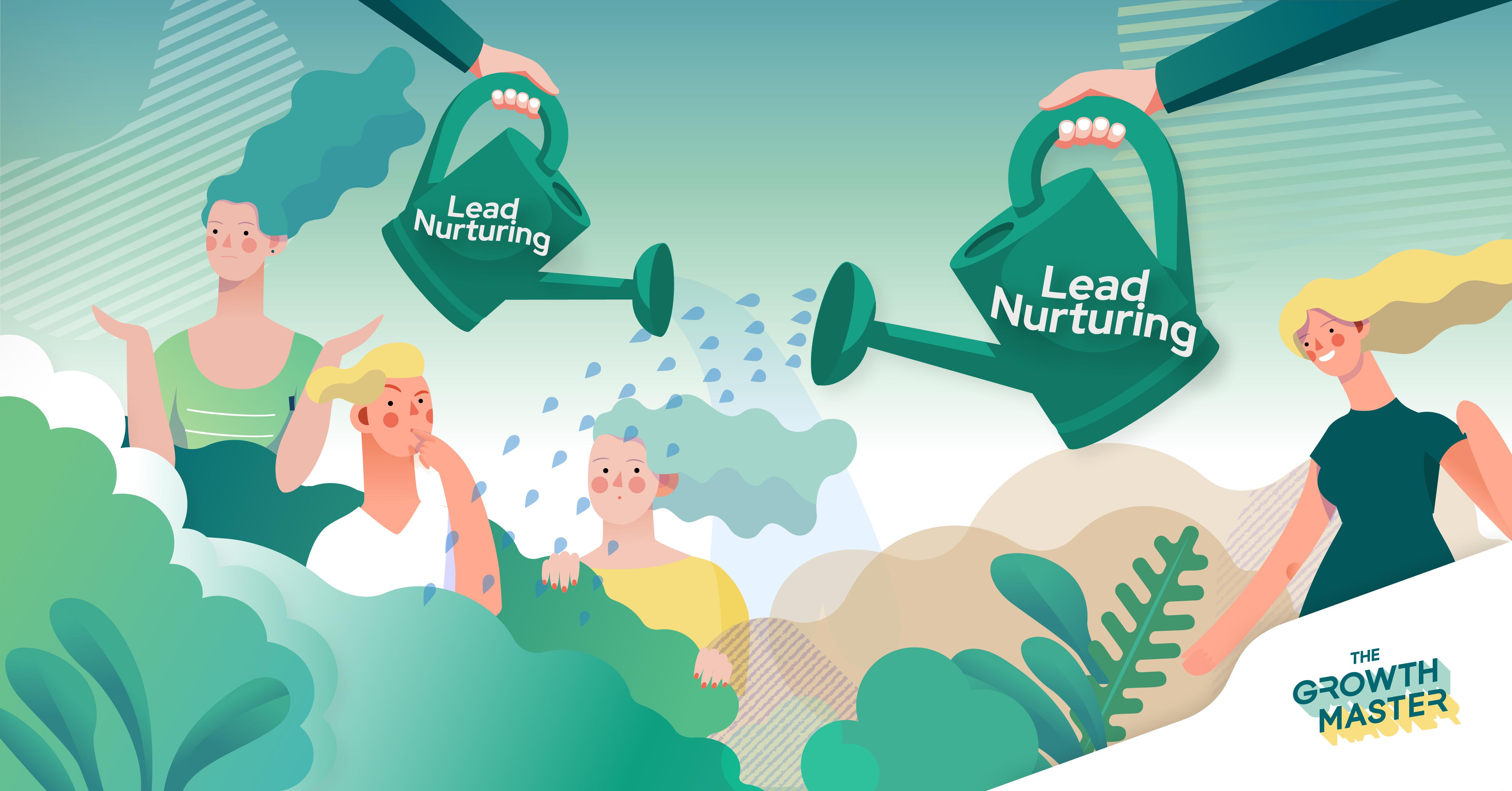 Lead Nurturing Strategy กลยุทธ์การสร้างความสัมพันธ์ที่ดีกับลูกค้าคนสำคัญที่ธุรกิจไม่ควรมองข้าม