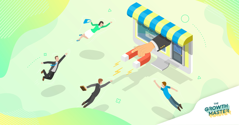 Inbound marketing 101 : การตลาดสร้างแรงดึงดูด ที่จะทำให้ลูกค้าอยากเข้าหาคุณ โดยที่ไม่ต้องจ่ายเงินโฆษณา