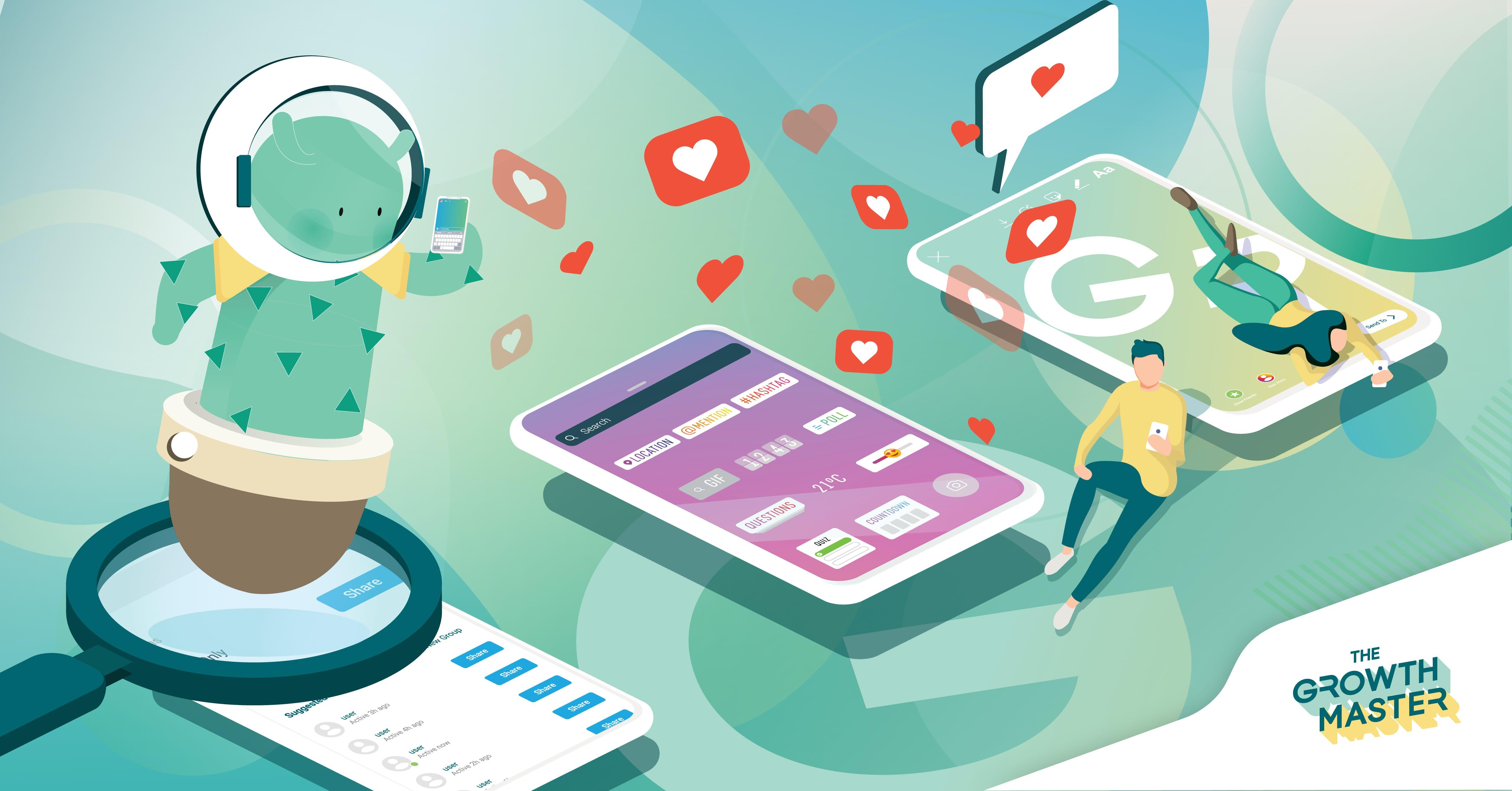 5 เทคนิคทำ Market Research โดยใช้ Instagram Stories  เพื่อสร้างการเติบโตให้กับธุรกิจ