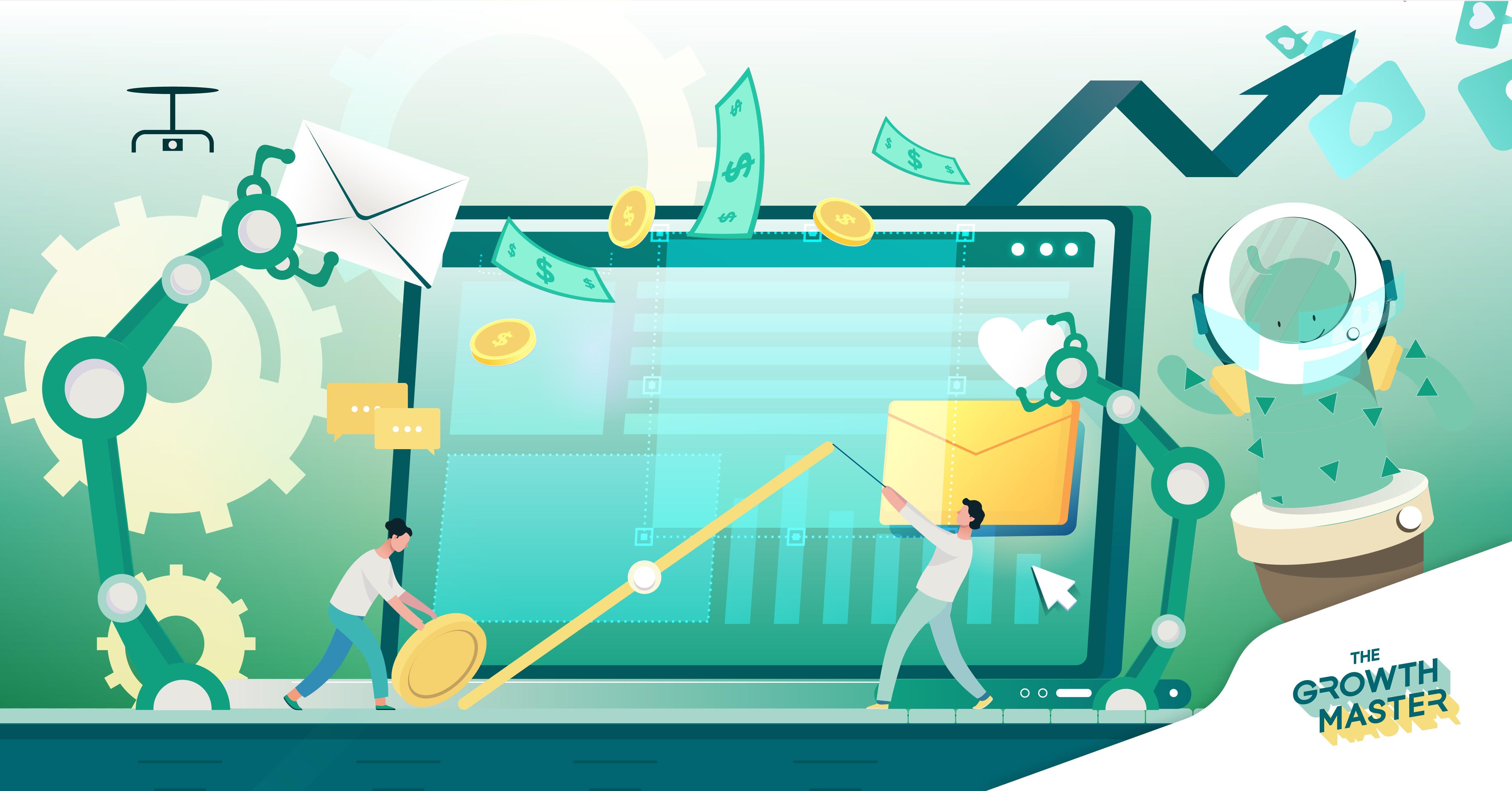 ใช้เทคนิค Marketing Automation อย่างไรให้ธุรกิจ E-Commerce  สร้างยอดขายได้มากขึ้น