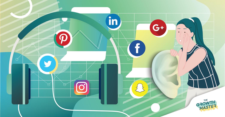 ใช้ Social Listening Tools อย่างไรให้ธุรกิจได้ประโยชน์มากที่สุด