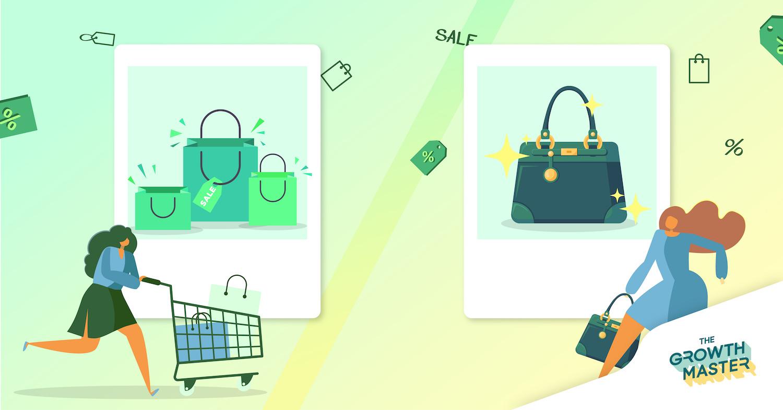 "Pricing Hack ตอนที่ 4 : วิธีตั้งราคาสินค้าแบบ Utilitarian VS. Luxury ให้รู้สึก ""คุ้มค่า"" ที่สุด!"