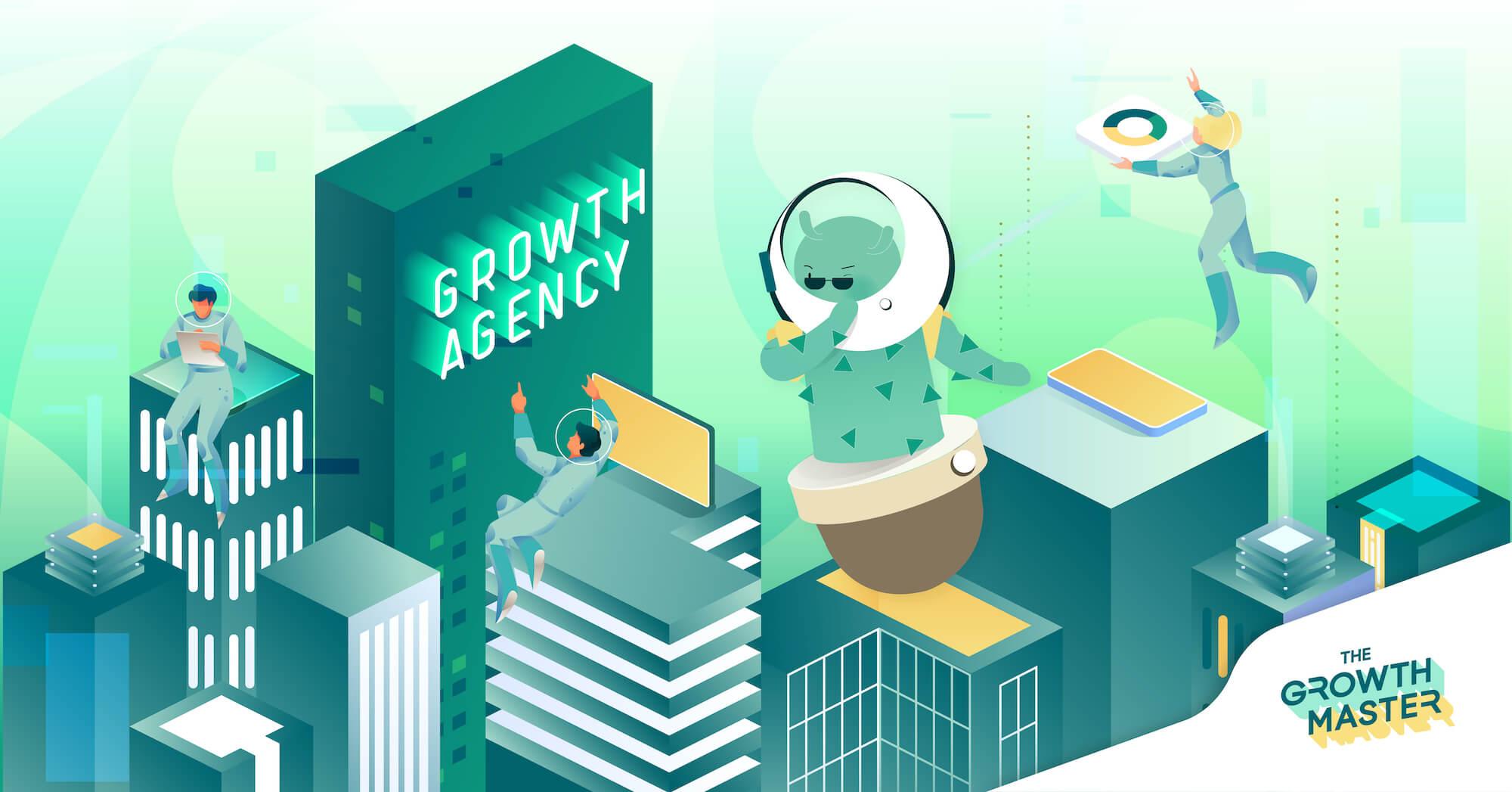 Growth Agency คืออะไร? ทำไมถึงเป็นเอเจนซี่การตลาดรูปแบบใหม่ที่น่าจับตา