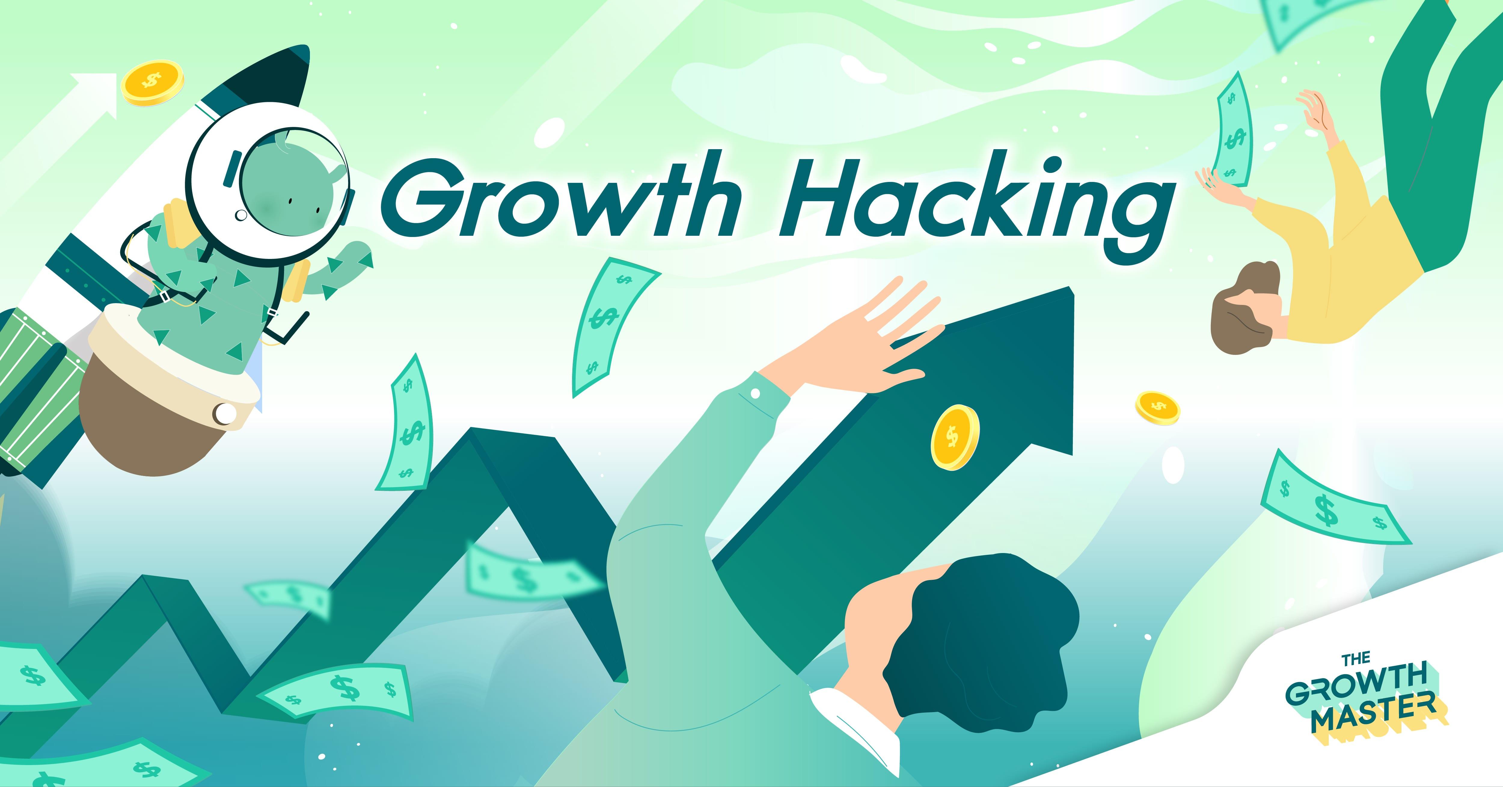 Growth Hacking คืออะไร ? ทำความรู้จักกลยุทธ์ที่สร้างการเติบโตให้ธุรกิจได้อย่างรวดเร็ว