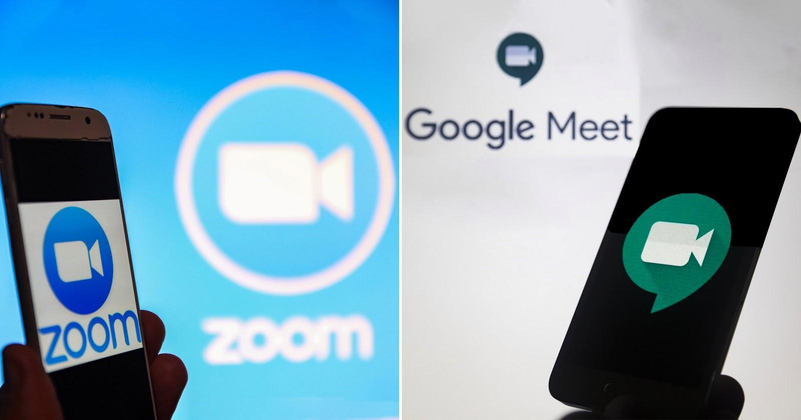Google Meet ฟีเจอร์ใหม่