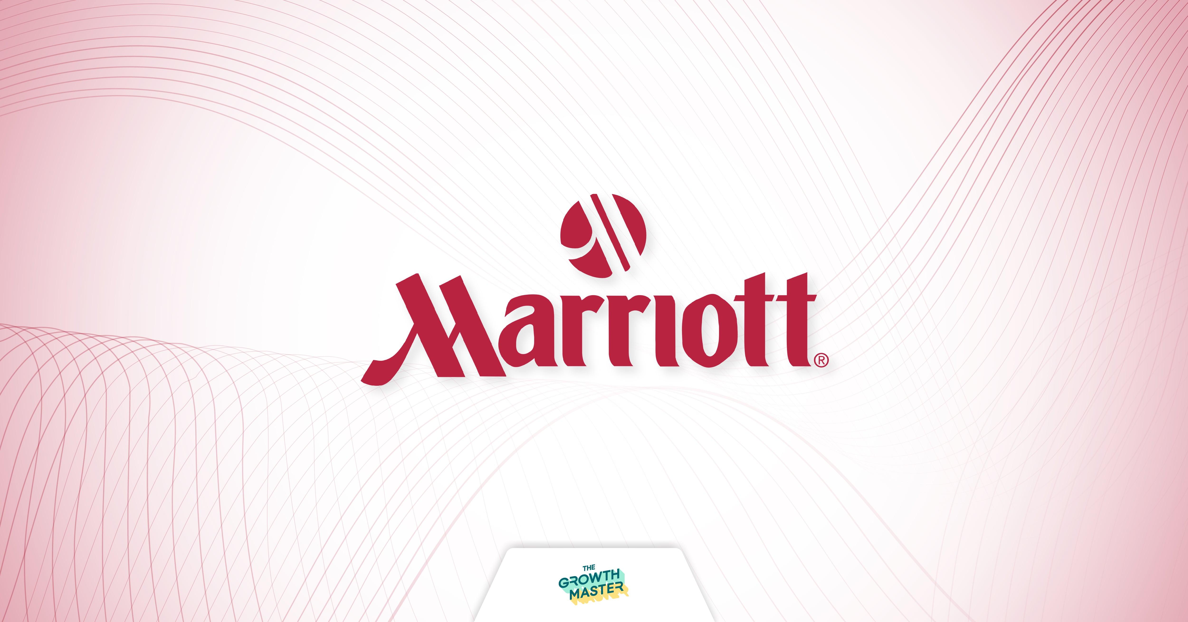 CASE STUDY : ย้อนรอยกลยุทธ์การเติบโตของ Marriott และวิธีดึงดูดลูกค้าให้กลับมาในยุคที่ Covid-19 บุกโลก