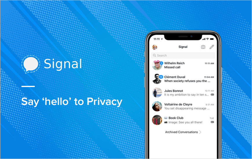 signal คือ