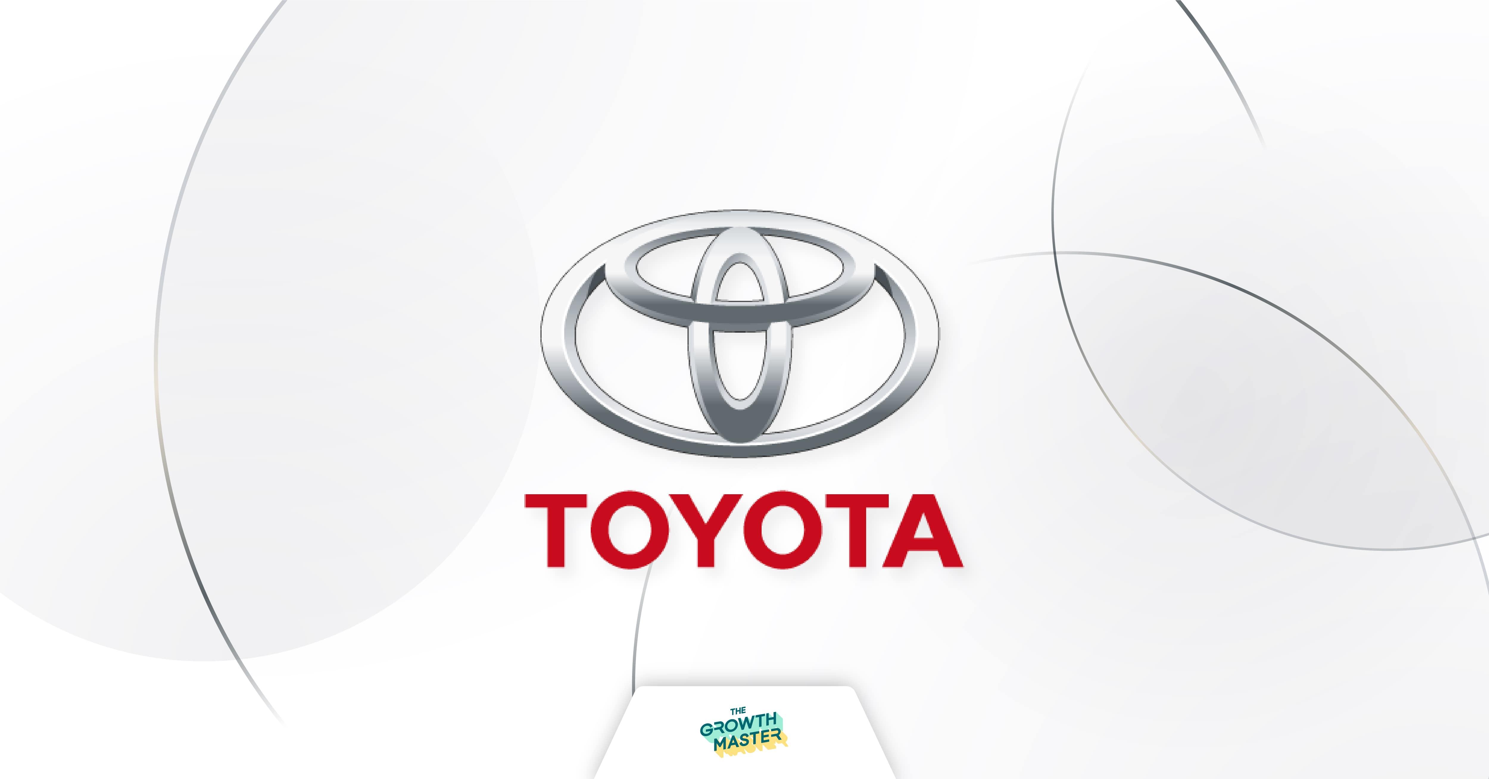 CASE STUDY : เจาะกลยุทธ์ของ Toyota รถยนต์จากแดนปลาดิบสู่ยอดขายอันดับหนึ่งของโลก