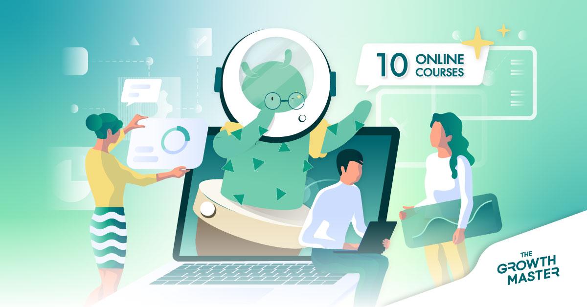 รวม 10 คอร์สเรียนออนไลน์สำหรับวัยทำงานด้านเทคโนโลยีและการตลาด [มีใบ Certificate ทุกคอร์ส]