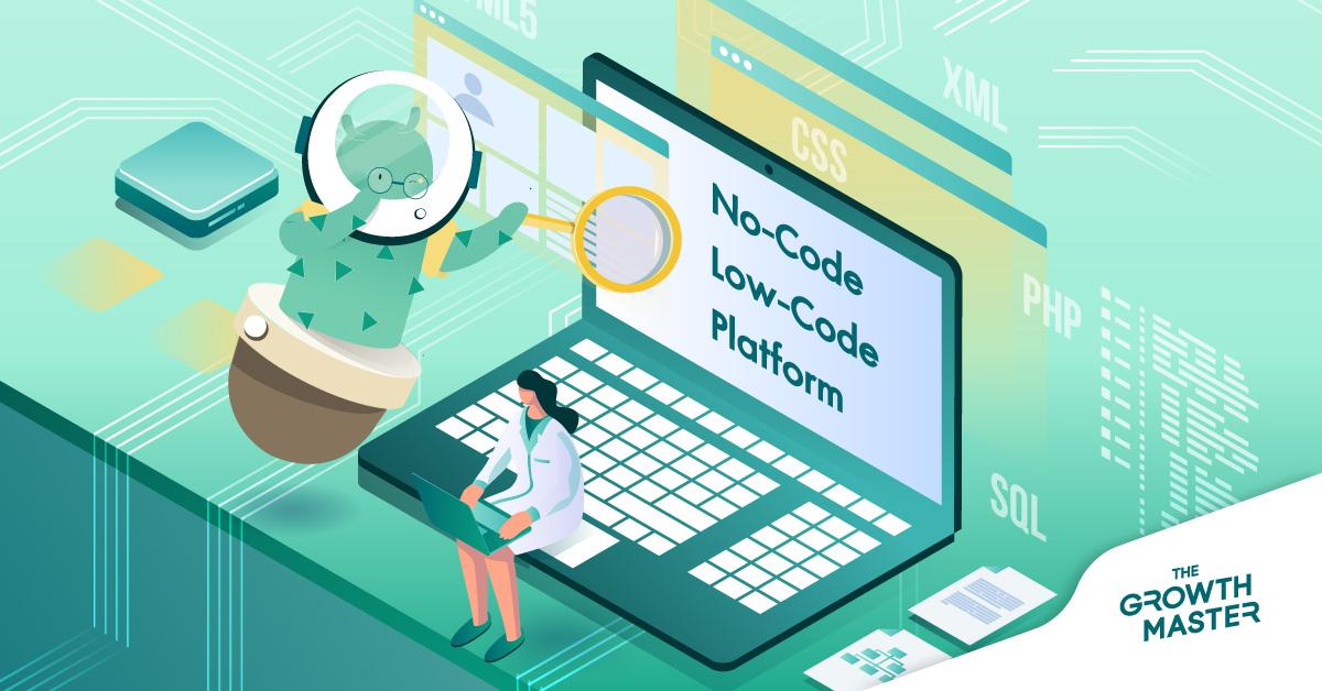 No-Code / Low-Code Platform คืออะไร? แพลตฟอร์มแห่งอนาคตที่ทุกคนควรรู้จักไว้ ในปี 2021