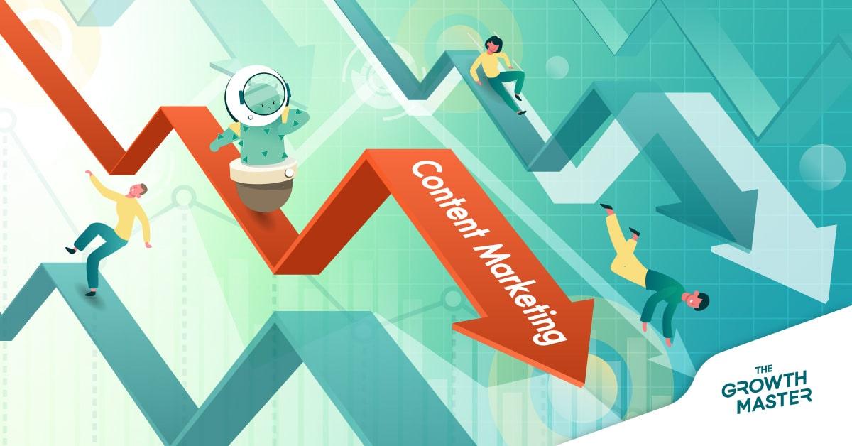 5 จุดบอดที่ทำให้การทำ Content Marketing ของคุณไม่ไปไหน พร้อมอัปเดตเทรนด์การทำคอนเทนต์ฉบับปี 2021