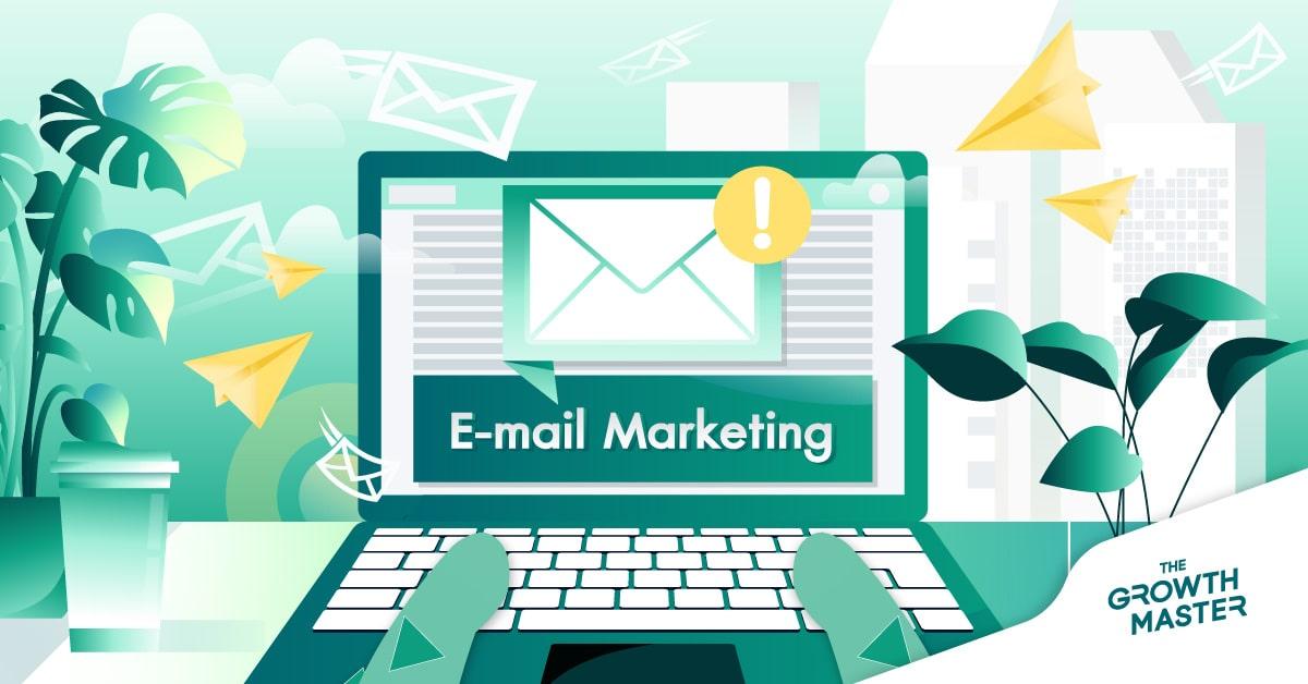 กลยุทธ์ Email Marketing คืออะไร? อีกหนึ่งความได้เปรียบทางการตลาด ที่ธุรกิจไม่ควรมองข้าม