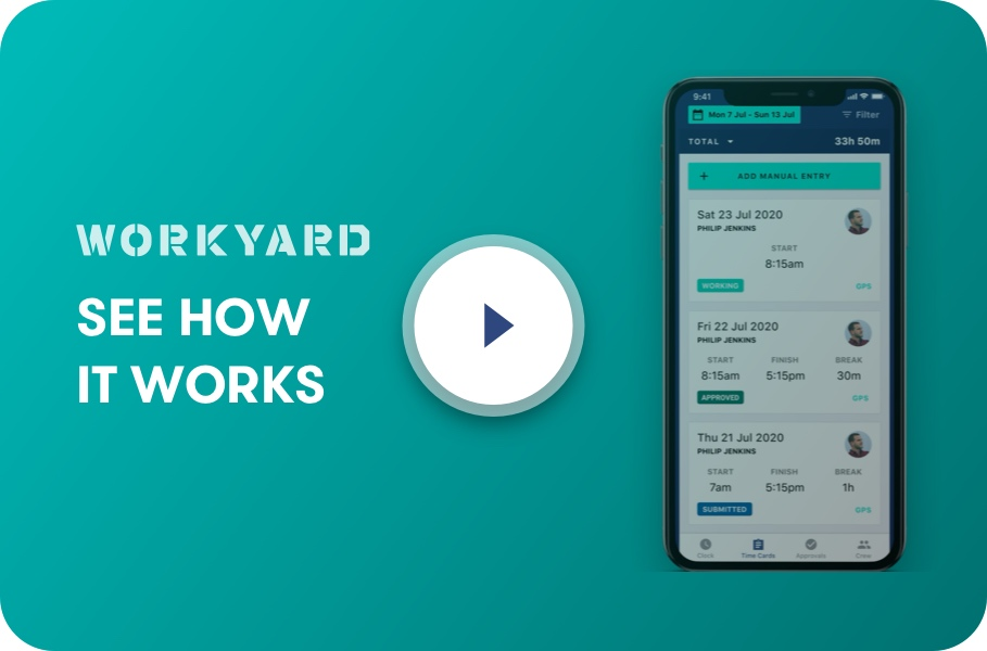 Workyard - See How It Works