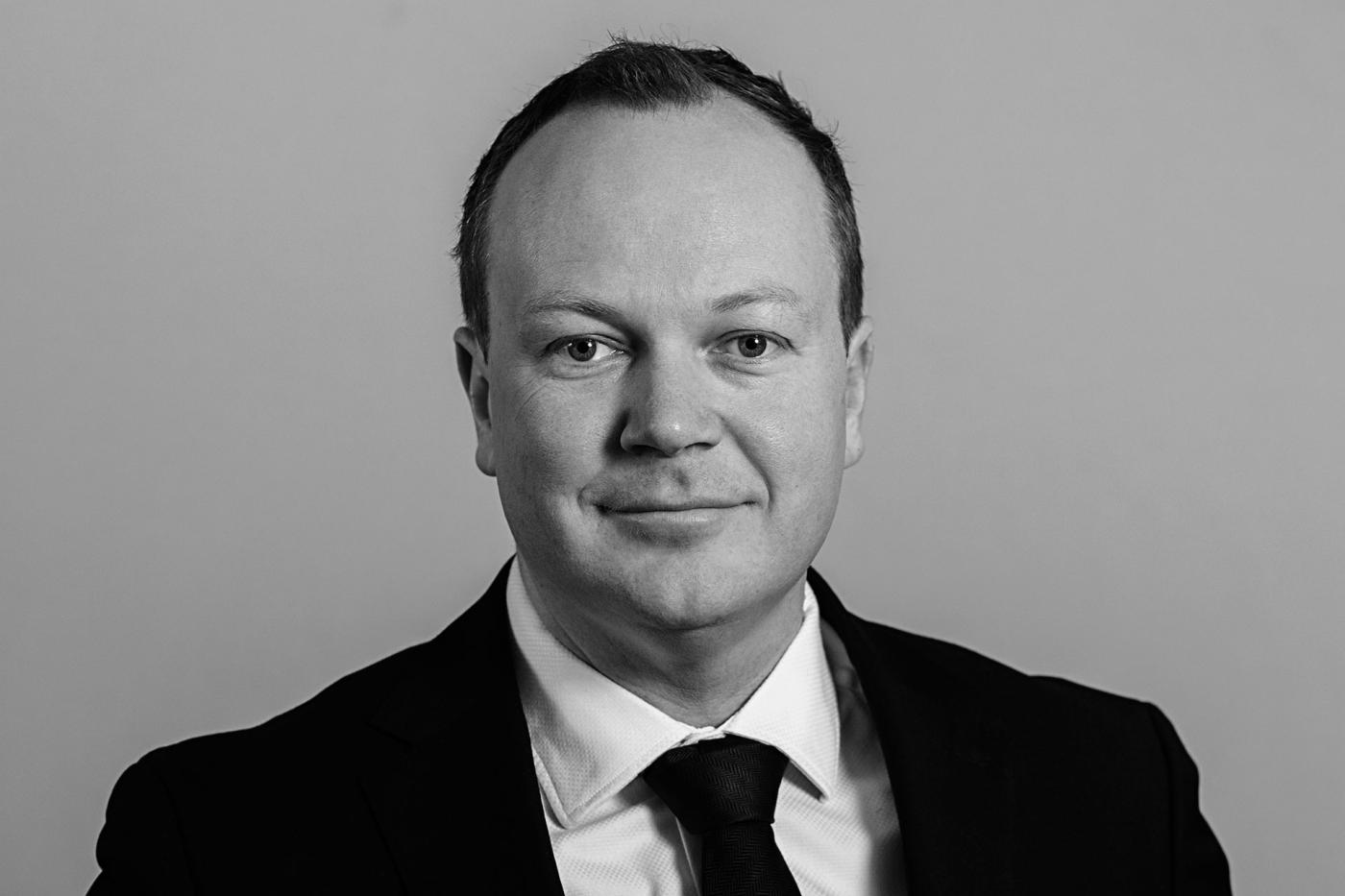 Advokat Arild Almklov