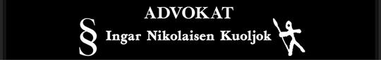 Advokat Ingar Nikolaisen Kuoljok