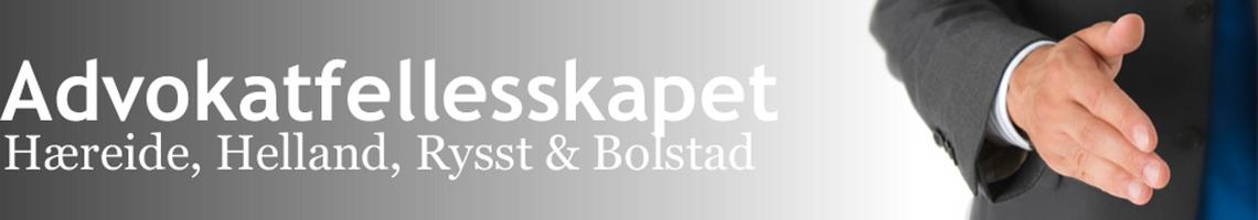 Advokatfellesskapet Hæreide, Rysst, Helland & Bolstad