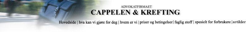 Advokatfirmaet Cappelen & Krefting