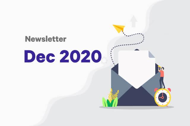 Newsletter: December 2020